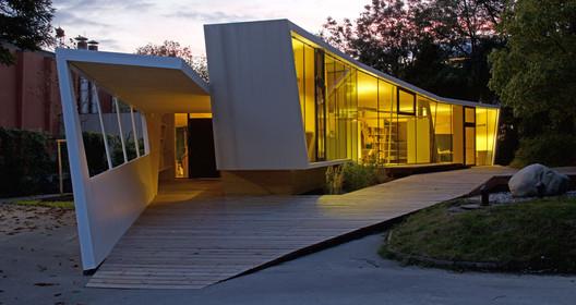 Bilding  / studio3 - Instituto de Estudios Experimentales UIBK