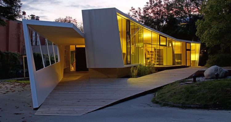 Bilding  / studio3 - Instituto de Estudios Experimentales UIBK, © Günter R.Wett