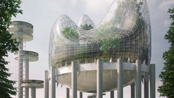 Winners Announced in Ideas Competition to Reimagine New York State Pavilion in Queens