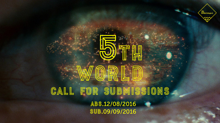 Call for Submissions: Burrasca 5th World