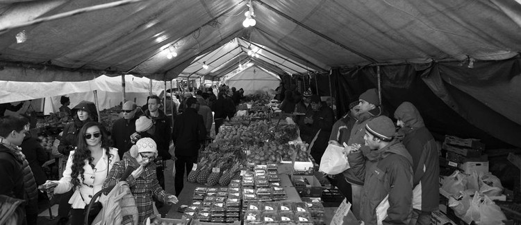 Exhibition: Haymarket, The Soul of the City, Image: Courtesy of Historic New England, photography by Justin Goodstein.