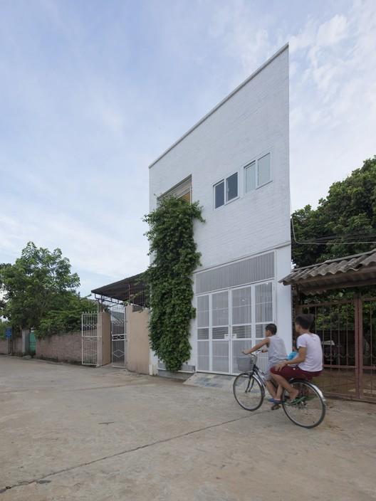 Casa Binh / Landmak Architecture, © Le Anh Duc