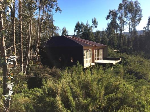 Casa Puerta / Daiber & Aceituno Arquitectos