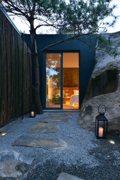 Hotel Nashare / C+ Architects + Naza design studio, © Xu Xiaodong