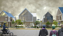 Radar Architecture&Art Wins Second Place in 'Activate' North Carolina Housing Competition