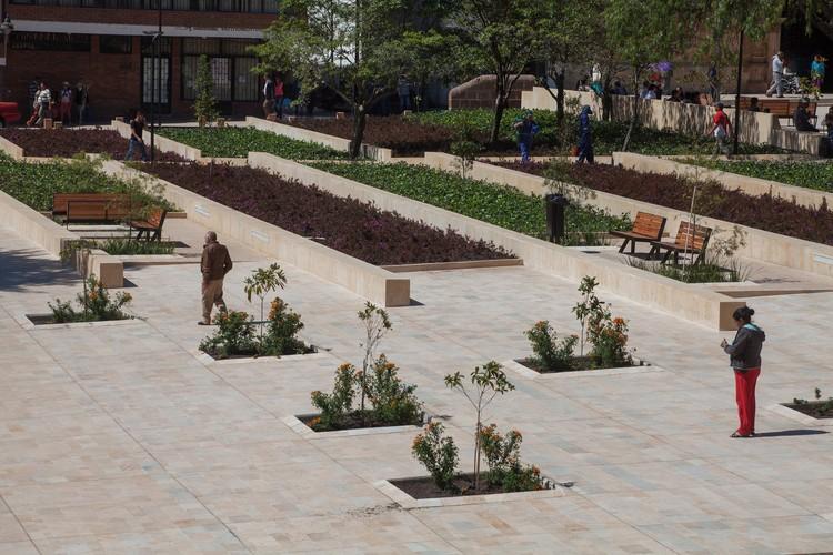 Recuperación del Parque Principal Águeda Gallardo / Arquitectura y Espacio Urbano, © Arq. Sergio Gomez