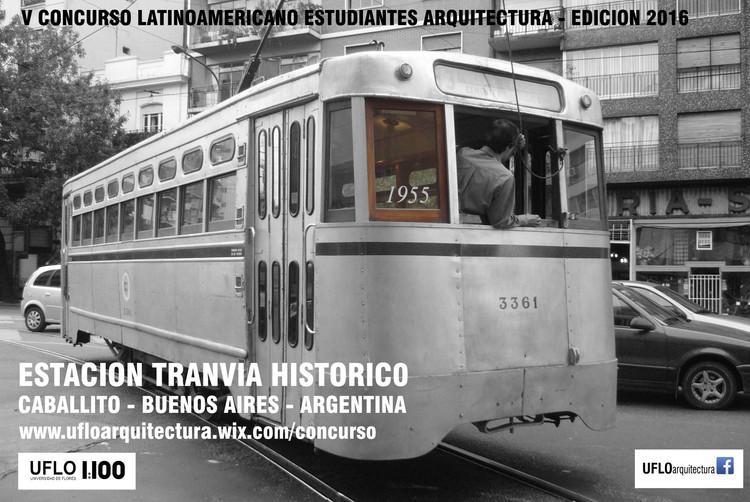 V Concurso para estudiantes latinoamericanos de arquitectura / UFLO + Revista 1:100, Cortesía de UFLO + Revista 1:100