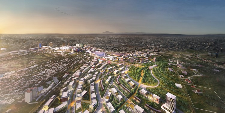a | 911 y Sasaki, seleccionados para el nuevo distrito sustentable en León, Guanajuato, Cortesía de a | 911