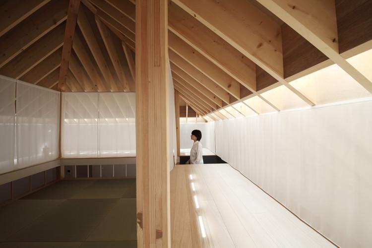 Casa Wengawa / Katsutoshi Sasaki + Associates, Cortesía de Katsutoshi Sasaki + Associates