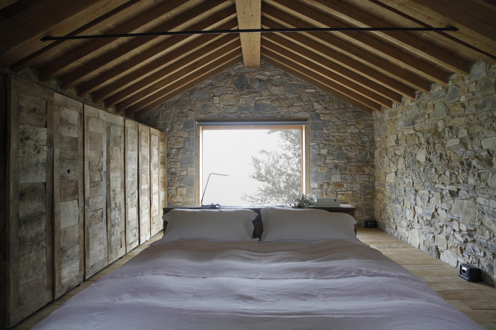 Cottage Restoration Studio Contini Archdaily