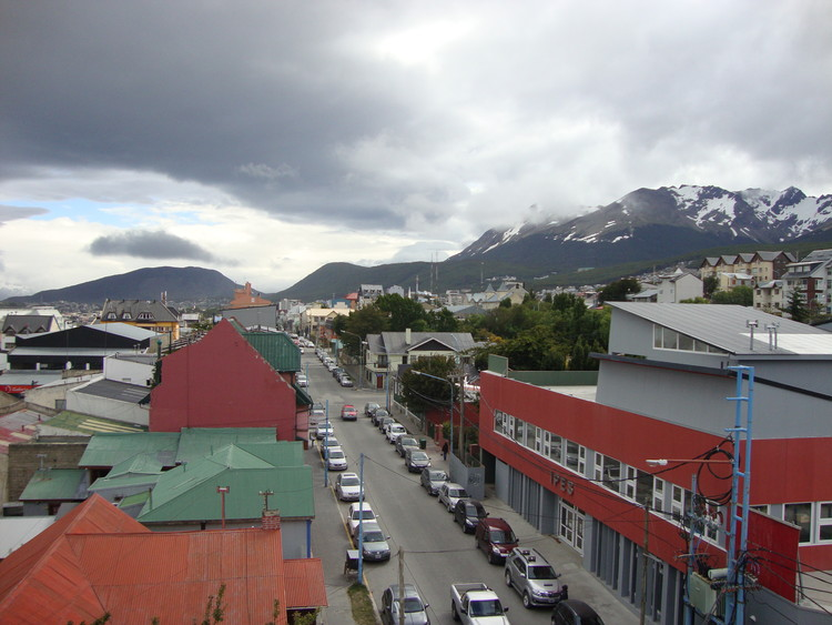 El papel de las ciudades intermedias en Argentina, Ushuaia