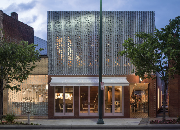 Arcadian Food & Drink / Robert Maschke Architects, © Brad Feinknopf