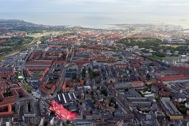 Jan Gehl's 5 Rules for Designing Great Cities, Copenhagen, Denmark. Image © Flickr User: Forgemind ArchiMedia. License CC BY 2.0