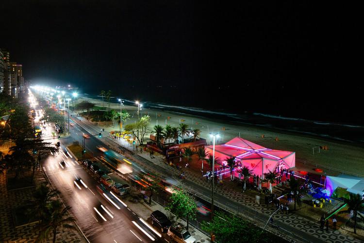 Henning Larsen's Danish Pavilion Opens at Rio 2016, © Pedro Kok