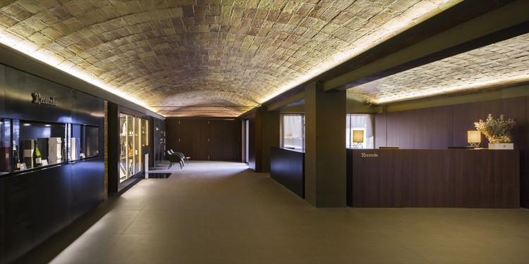 Recaredo Tasting Area  / Francesc Rifé studio, © Fernando Alda