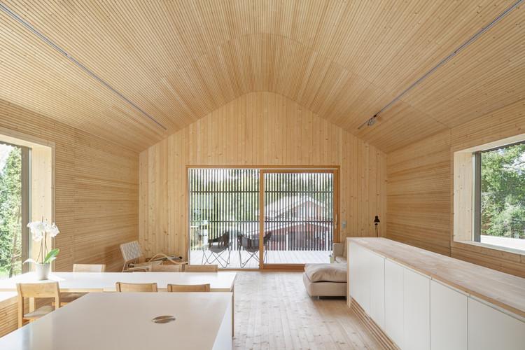 Casa H : Casa a' / Hirvilammi Architects, © Jussi Tiainen