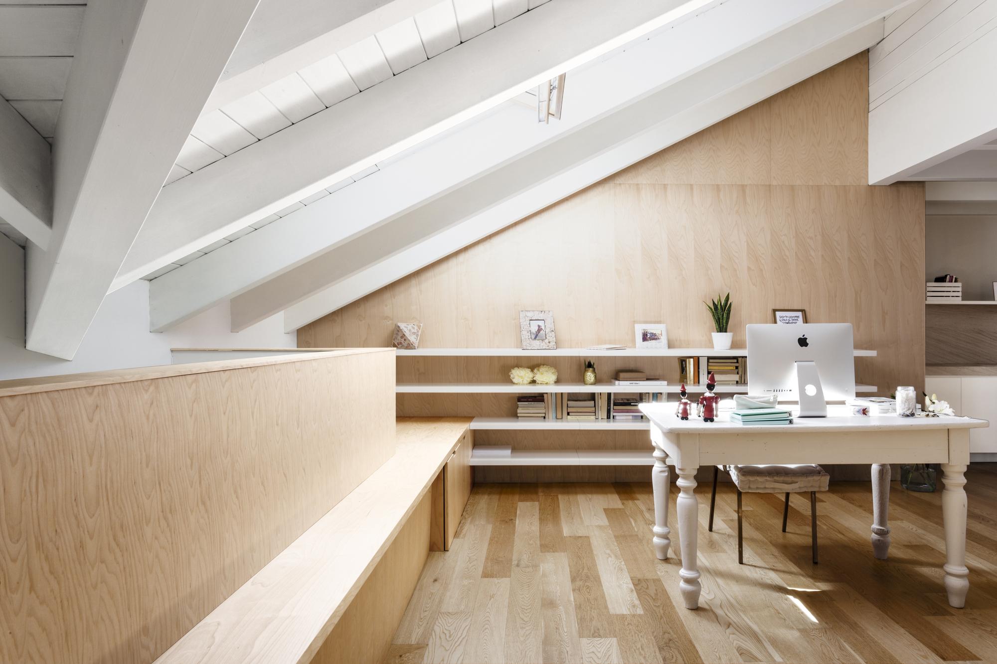 Emme Elle Apartment / Archiplanstudio