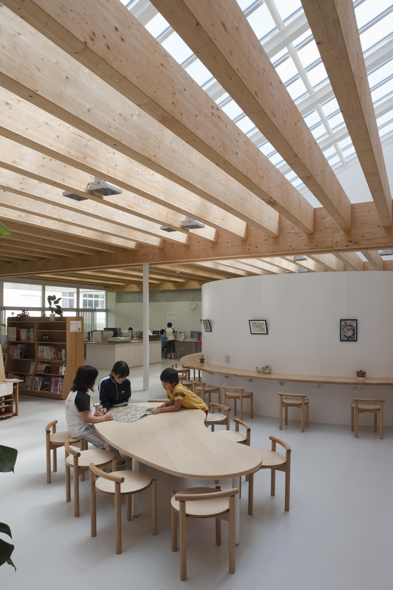 Gallery Of Itoi Elementary School Atelier Bnk 4