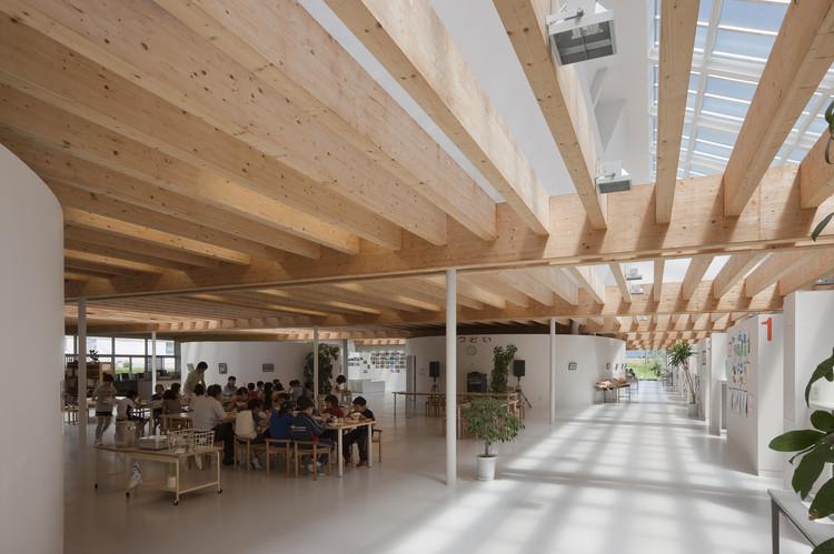 Escuela Primaria Itoi / Atelier BNK, © Koji Sakai