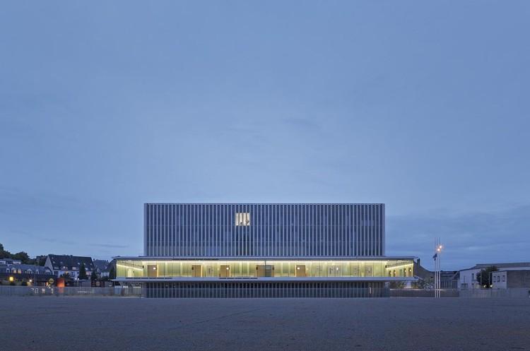 Nuevos Tribunales de Justicia / Baumschlager Eberle Architectes + Atelier Pierre Champenois, archphoto, inc. © baumschlager eberle
