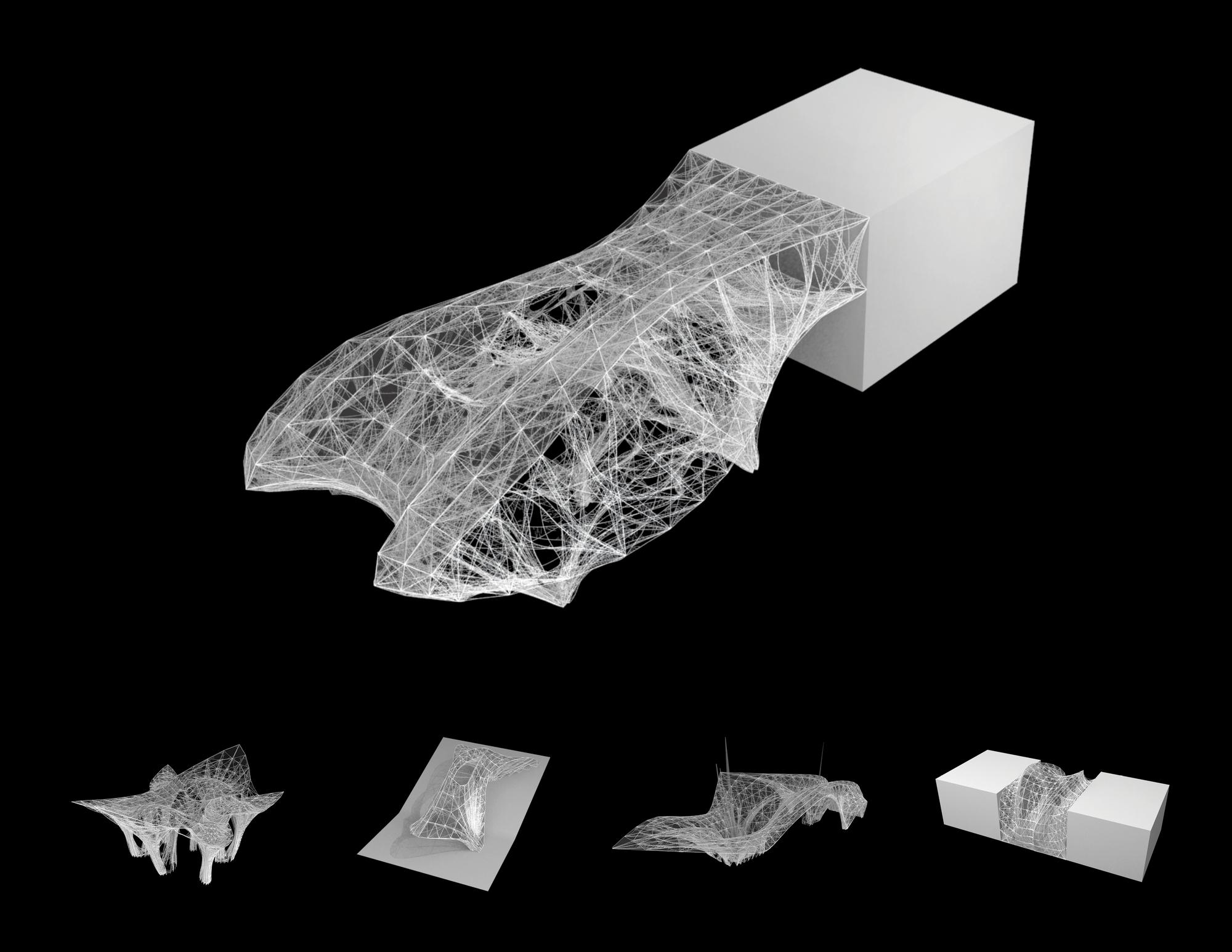 D Printed Architecture Designs