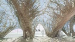 AA School of Architecture diseña estructura de plástico adaptable e impresa 3D