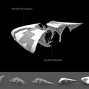 AA SCHOOL OF ARCHITECTURE DESIGNS ADAPTABLE STRUCTURAL PLASTIC 3D PRINTING METHOD