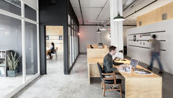Cinephile Offices  / APPAREIL architecture