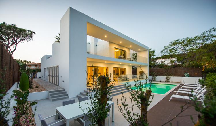 Casa en Quinta das Salinas  / Produção de Arquitectura , © Luís Henrique da Cruz