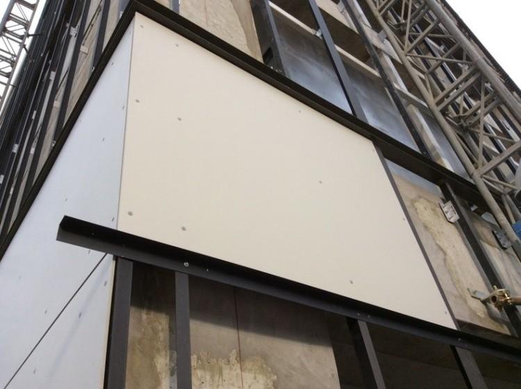 Gu a eternit correcta instalaci n de paneles de fibrocemento equitone en lima per archdaily - Paneles de fibrocemento ...