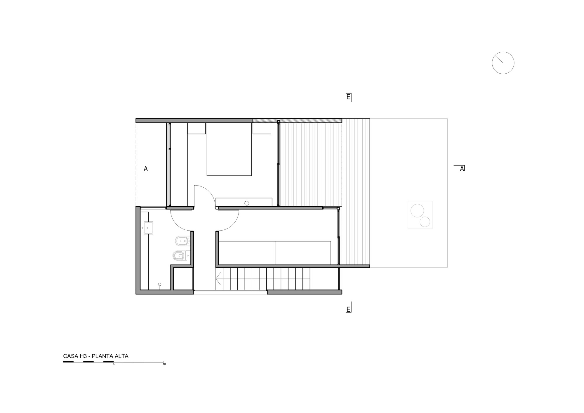Goan House Designs And Floor Plans: Gallery Of H3 House / Luciano Kruk