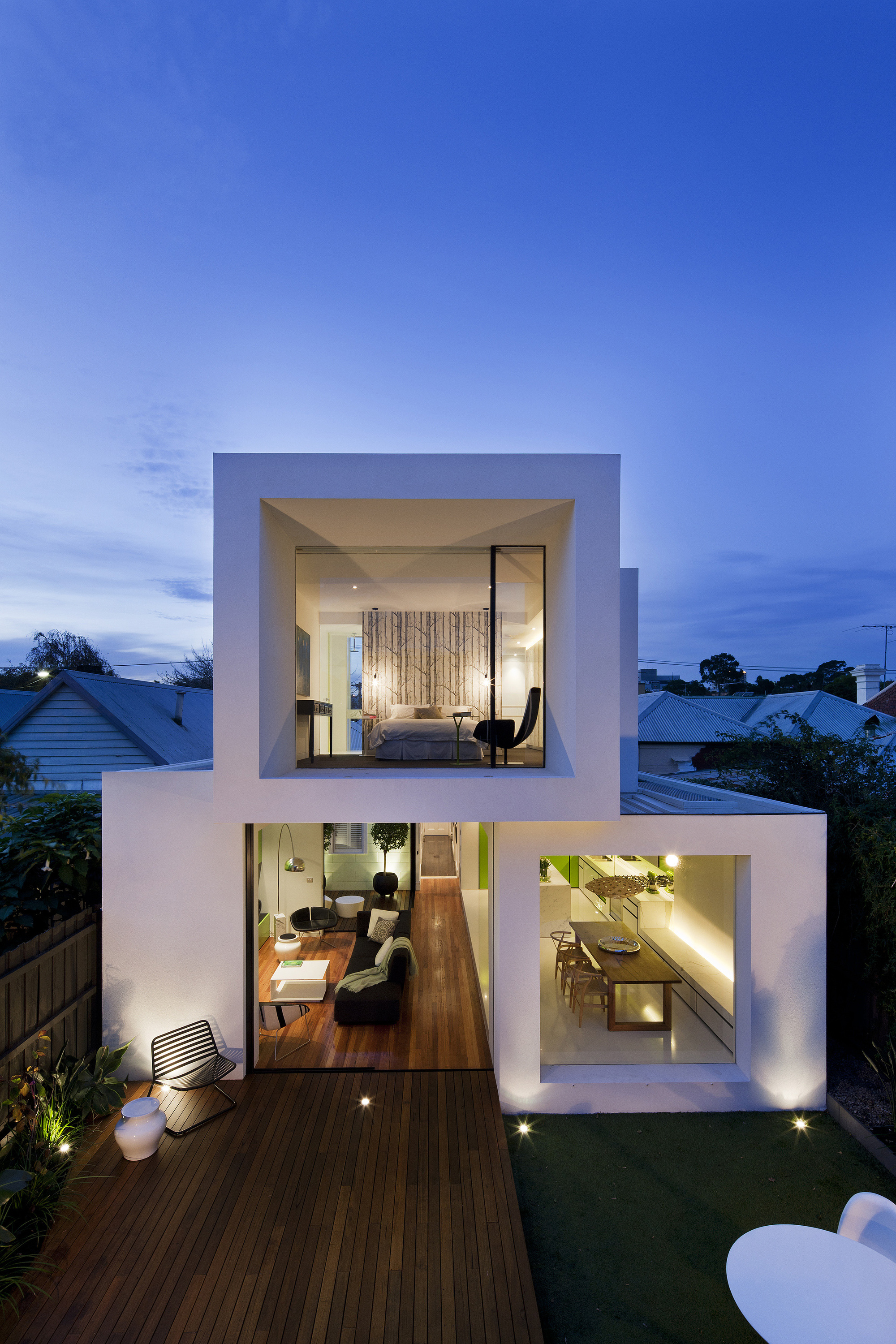 architecture design. Contemporary Architecture Shakinu0027 Stevens Residence  Matt Gibson Architecture  Design  ArchDaily To