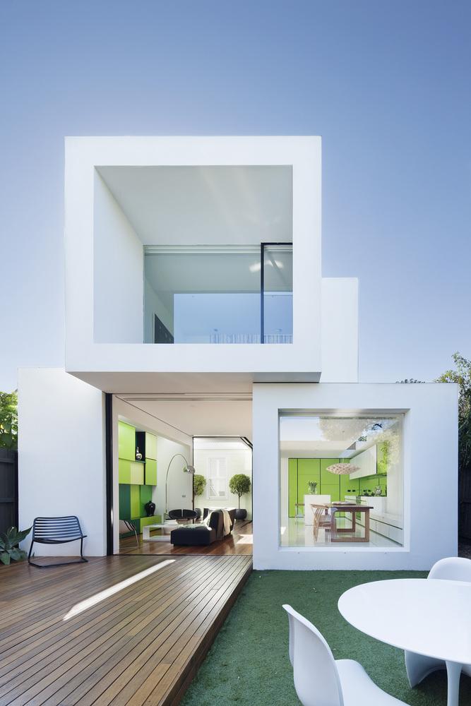 Gallery of Shakin\' Stevens Residence / Matt Gibson Architecture + ...