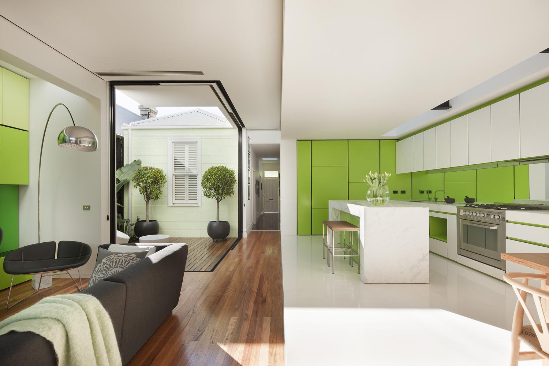Shakin stevens residence matt gibson architecture design