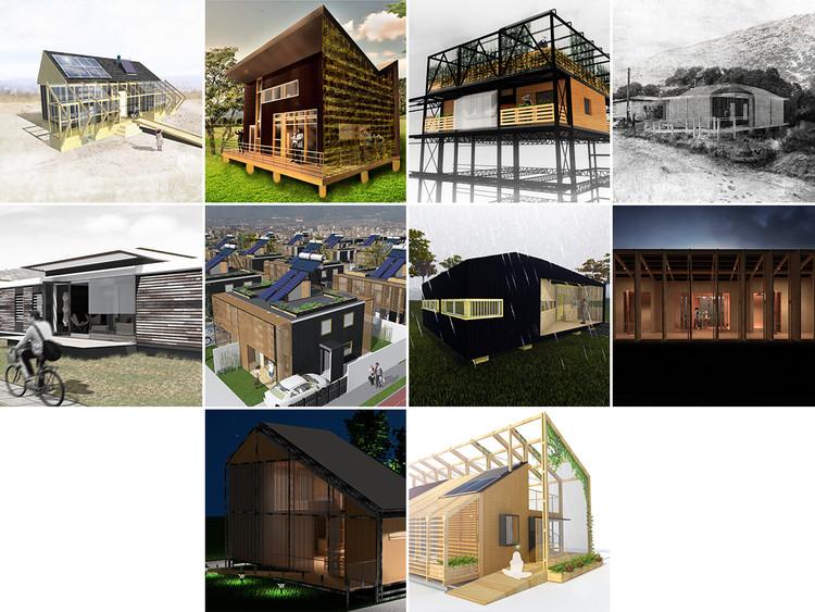 Construye Solar presenta los 10 prototipos de vivienda social sustentable que se construirán en 2017, Cortesía de Construye Solar