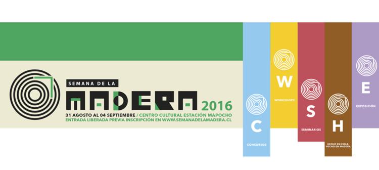 Semana de la Madera 2016 / Santiago de Chile, Cortesía de Semana de la Madera 2016