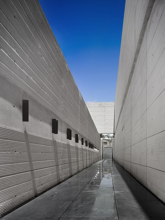 Materiales: Concreto Auto-Curable, © Andrés Balbuena