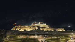 Conoce el segundo lugar en el concurso de iluminación del castillo San Felipe de Barajas en Cartagena