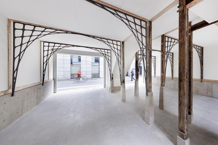 "Renovación ""KANBAN-style"" / Rei Mitsui Architects, © Jérémie Souteyrat"