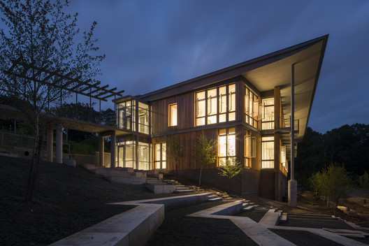 Frick Environmental Center / Bohlin Cywinski Jackson