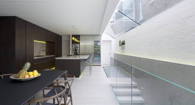 Lightwell House Emergent Design Studios ArchDaily