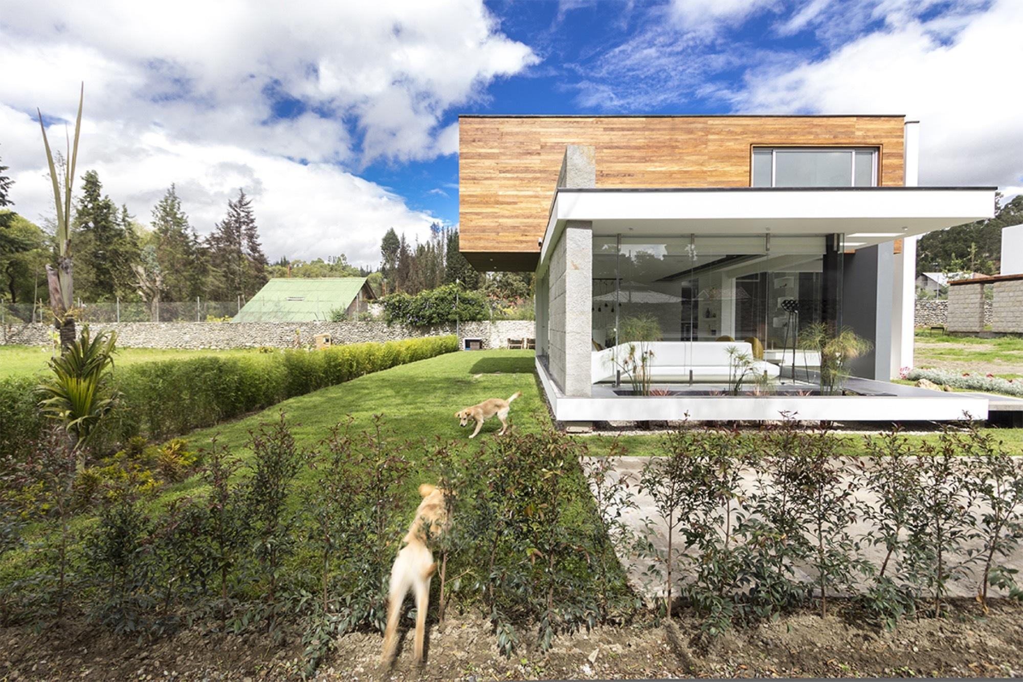 House PY / ModulARQ arquitectura