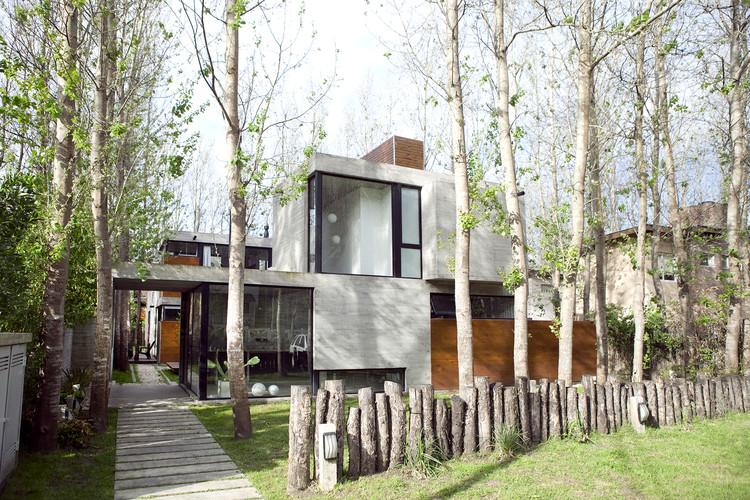 Conjunto Las Gaviotas / BAK arquitectos, © Inés Tanoira