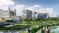 MLA+ and CAUPD Win Urban Design Competition to Regenerate Along the G107 Highway in Shenzhen