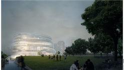 nArchitects gana concurso para una biblioteca en Shanghai