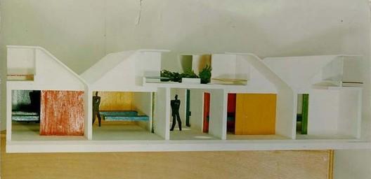 Sectional Model. Image © Fondation Le Corbusier (FLC/ADAGP)