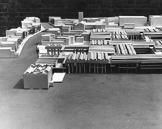 Model. Image © Fondation Le Corbusier (FLC/ADAGP)