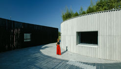 Visitor Center for Architectural Miniatures Park  / Laboratory of Architecture #3
