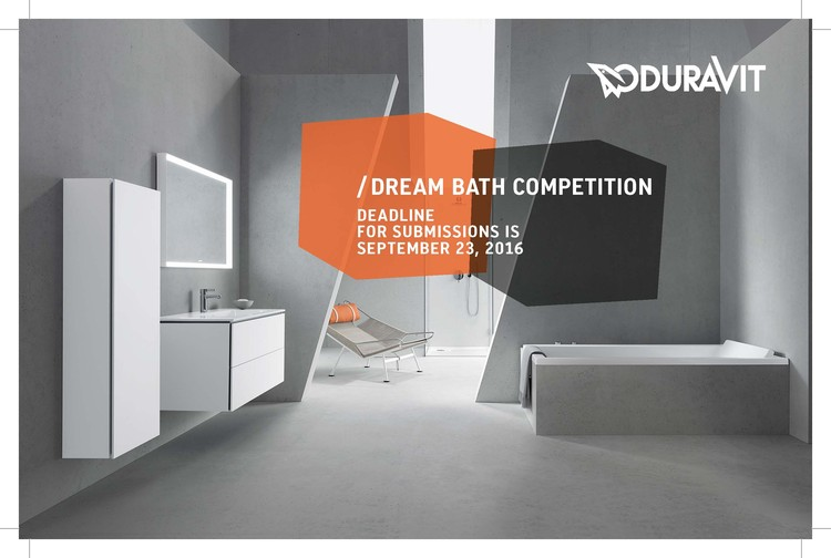 Duravit Designer Dream Bath Competition, Make Your Dream Bath A Reality. Image provided by Duravit.