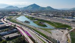 Parque Fluvial Padre Renato Poblete  / Boza Arquitectos